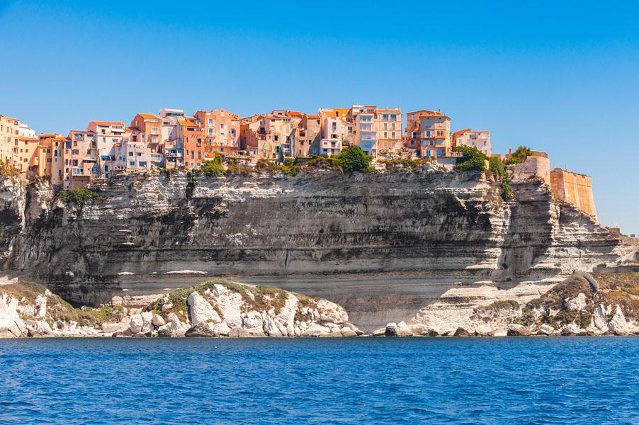 vacanza a vela in corsica