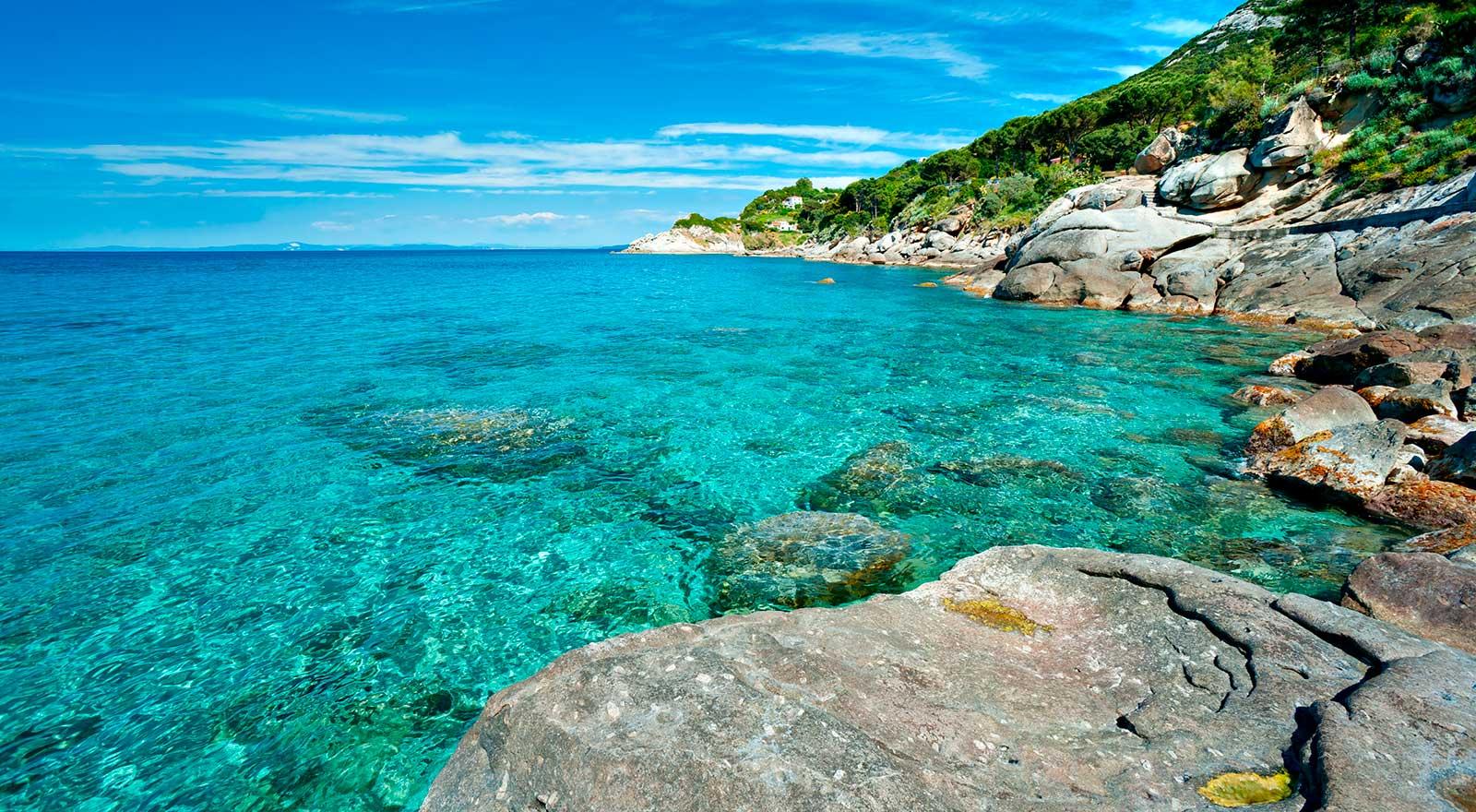 barca vela isola elba arcipelago toscano