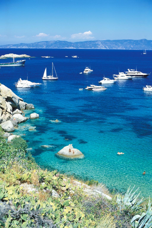 vacanza barca vela isola elba cannelle