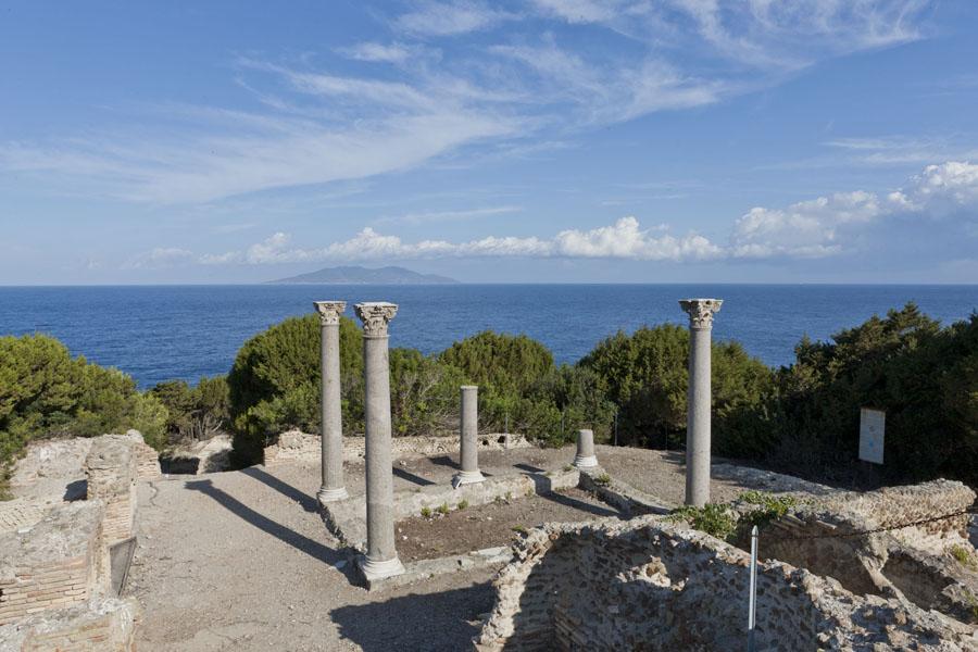 vacanza barca vela Villa Domizia isola di giannutri