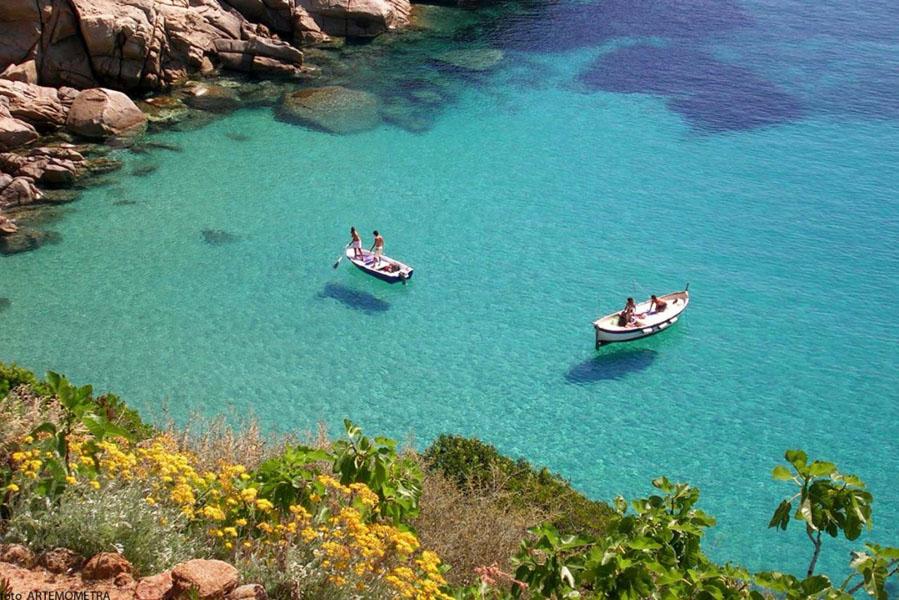 vacanze a vela al giglio