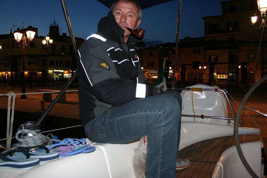 vento ovest barca a vela - 1