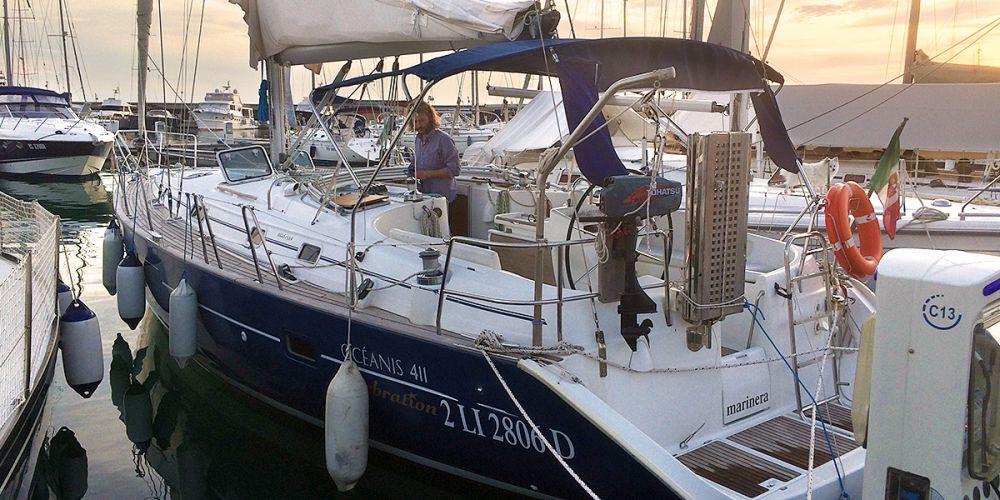 Noleggio occasionale barca a vela con skipper istruttore in Sardegna, Corsica e Grecia