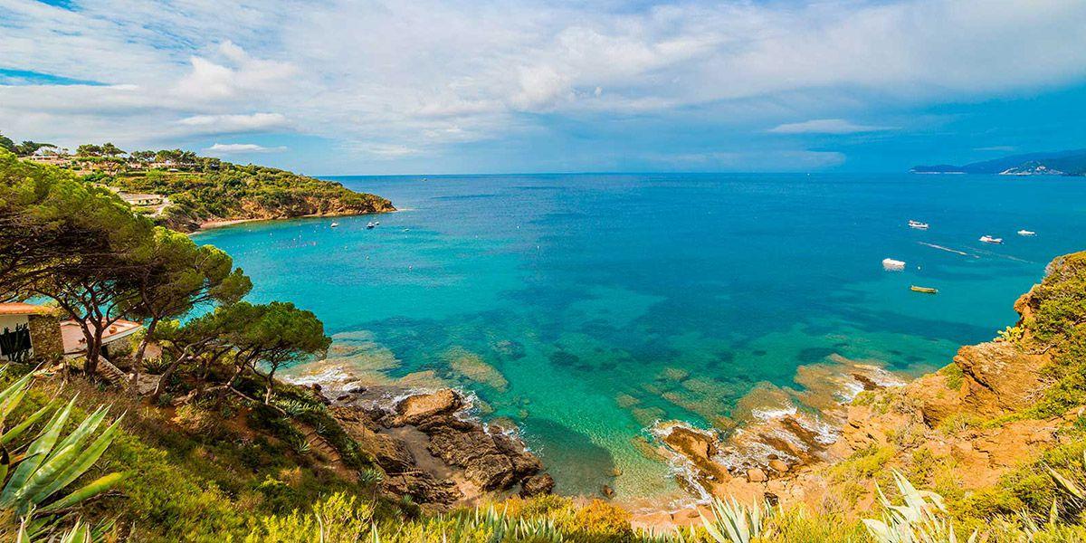 Vacanze in barca a vela all'isola d'Elba, weekend a vela